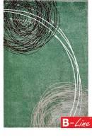 Kusový koberec Soho 842 Jade