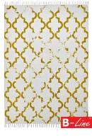 Kusový koberec Stockholm 341 Mustard