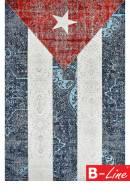 Kusový koberec Torino Flags 421 Cuba