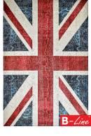 Kusový koberec Torino Flags 422 Union Jack