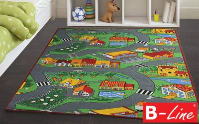 Kusový koberec Little Village