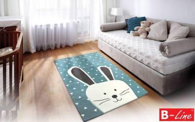 Kusový koberec Pastel Kids 52/KVK