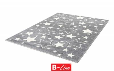 Kusový koberec Amigo 329 Silver
