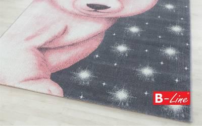 Kusový koberec Bambi 810 Pink