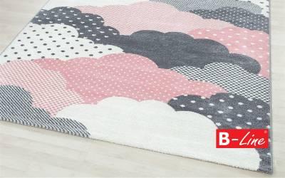 Kusový koberec Bambi 820 Pink