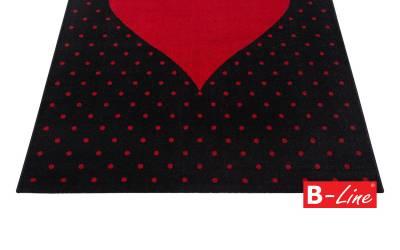 Kusový koberec Bambi 830 Red