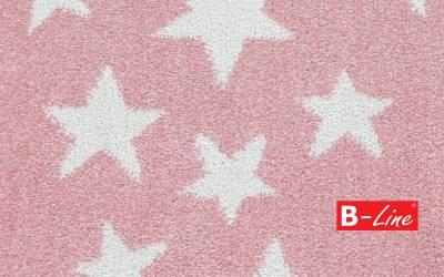 Kusový koberec Bambi 870 Pink