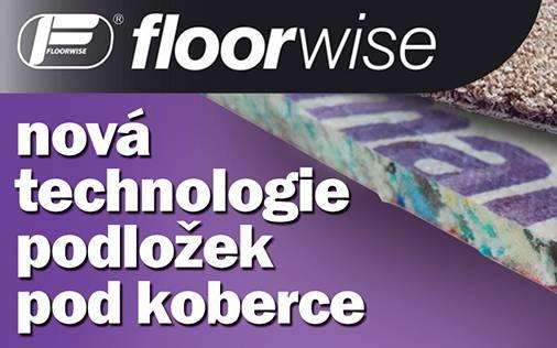 Kobercové podložky Floorwise